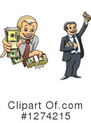 Businessman Clipart #1274215