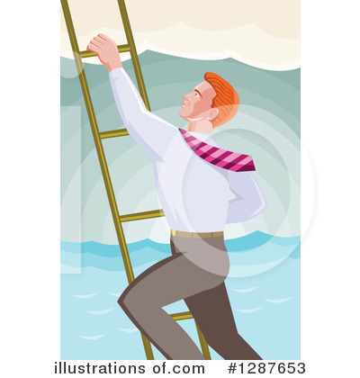 Ladder Clipart #1287653 by patrimonio