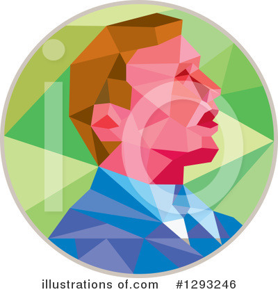 Businessman Clipart #1293246 by patrimonio