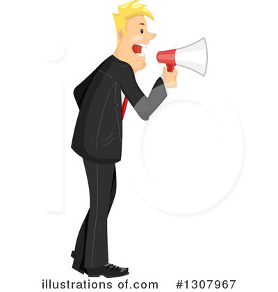 Royalty-Free (RF) Businessman Clipart Illustration by BNP Design Studio - Stock Sample #1307967