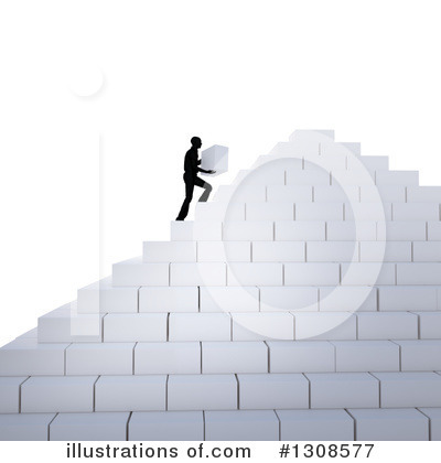 Stairs Clipart #1308577 by Mopic