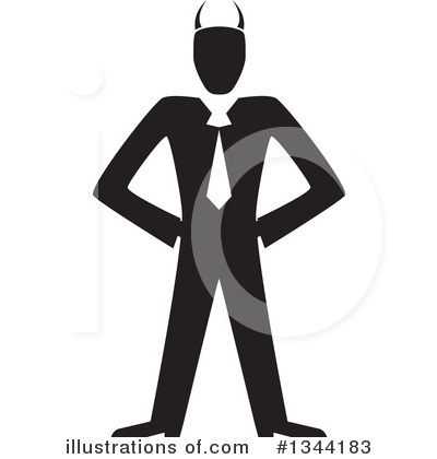 Con Man Clipart #1344183 by ColorMagic