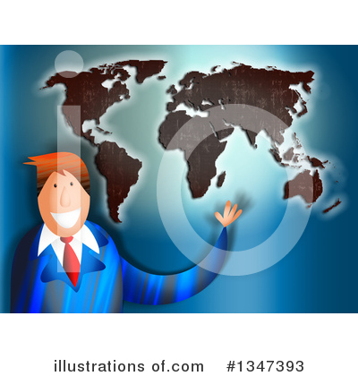 Map Clipart #1347393 by Prawny