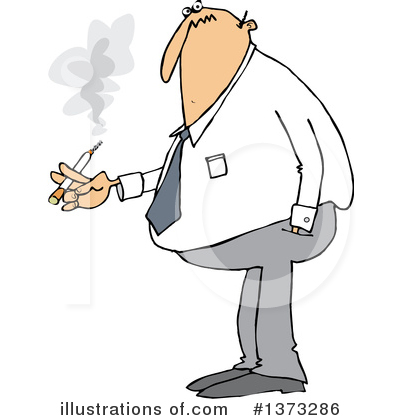 Businessman Clipart #1373286 by djart