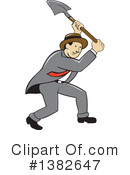 Businessman Clipart #1382647