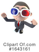 Businessman Clipart #1643161 by Steve Young