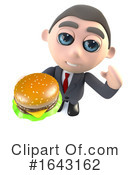 Businessman Clipart #1643162 by Steve Young