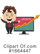 Businessman Clipart #1664447 by Morphart Creations
