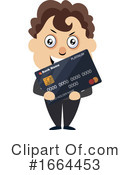 Businessman Clipart #1664453 by Morphart Creations