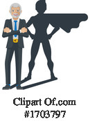 Businessman Clipart #1703797 by AtStockIllustration