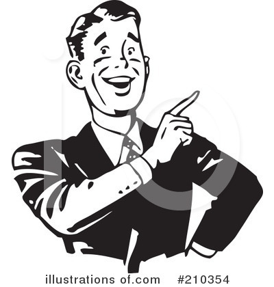Pointing Clipart #210354 by BestVector