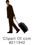 Royalty-Free (RF) Businessman Clipart Illustration #211942
