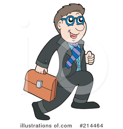 Business Clipart #214464 by visekart