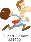 Businessman Clipart #215001