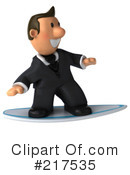 Businessman Clipart #217535 by Julos