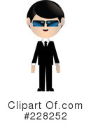 Businessman Clipart #228252 by Tonis Pan