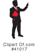 Businessman Clipart #41017