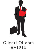 Businessman Clipart #41018