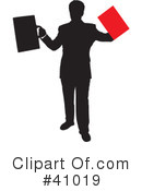 Businessman Clipart #41019