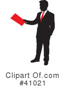 Businessman Clipart #41021