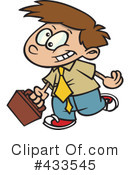 Businessman Clipart #433545 by toonaday