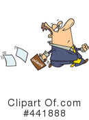 Businessman Clipart #441888