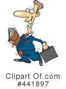 Businessman Clipart #441897