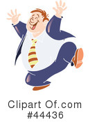 Businessman Clipart #44436