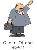 Businessman Clipart #5471 by djart