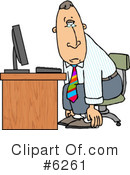 Businessman Clipart #6261 by djart