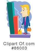 Royalty-Free (RF) Businessman Clipart Illustration #86003