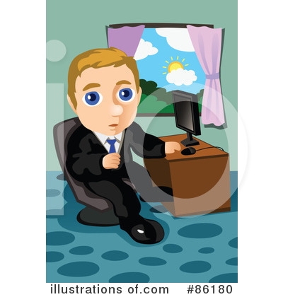 Computer Clipart #86180 by mayawizard101