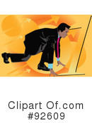 Businessman Clipart #92609