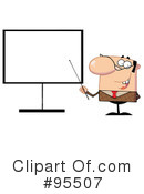 Royalty-Free (RF) Businessman Clipart Illustration #95507
