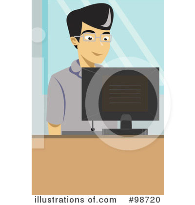 Computer Clipart #98720 by mayawizard101
