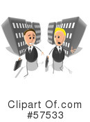 Businessmen Clipart #57533 by Julos
