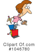 Businesswoman Clipart #1046780