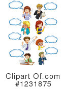 Businesswoman Clipart #1231875 by Graphics RF