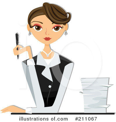 Business Clipart #211067 by BNP Design Studio
