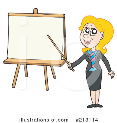 Business Clipart #213114 by visekart