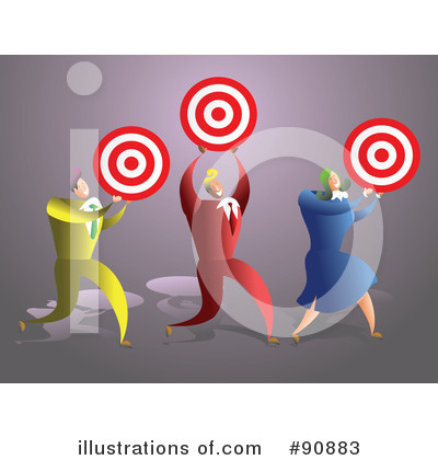 Target Clipart #90883 by Prawny