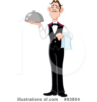 Butler Servant More clip art illustrations of Butler Servant Clipart