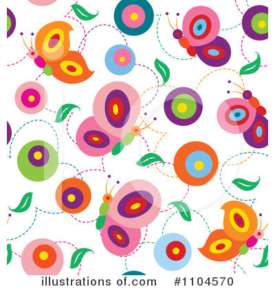 Pattern Clipart #1104570 by Cherie Reve
