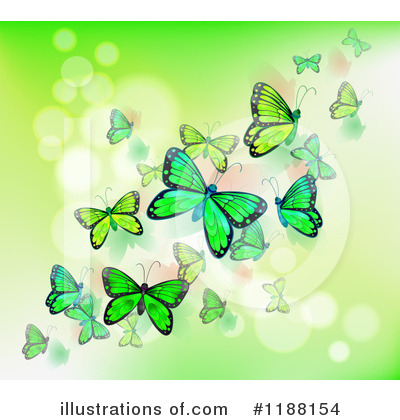 Butterfly Clipart #1188154 by Graphics RF