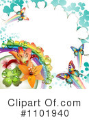 Butterfly Clipart #1101940 by merlinul