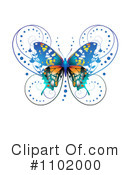Butterfly Clipart #1102000