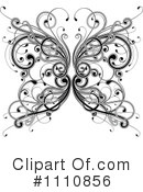 Butterfly Clipart #1110856 by OnFocusMedia