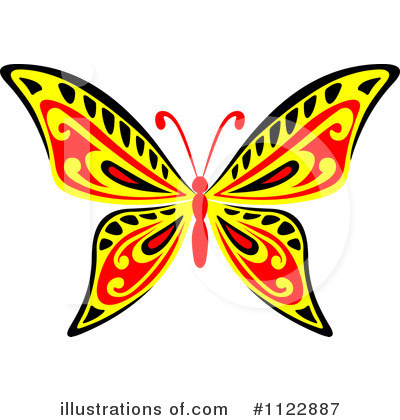 Insect Clipart #1122887 by Vector Tradition SM