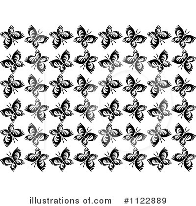 Pattern Clipart #1122889 by Vector Tradition SM