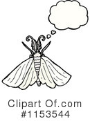 Royalty-Free (RF) Butterfly Clipart Illustration #1153544